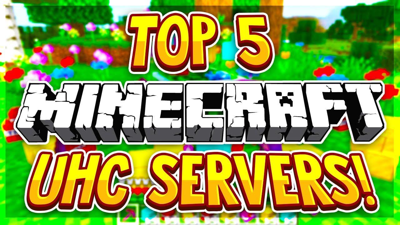 TOP 8 MINECRAFT UHC SERVERS 8.8/8.8/8.80/8.82/8.83/8.88.8 [HD] (New HUGE  Minecraft Servers)