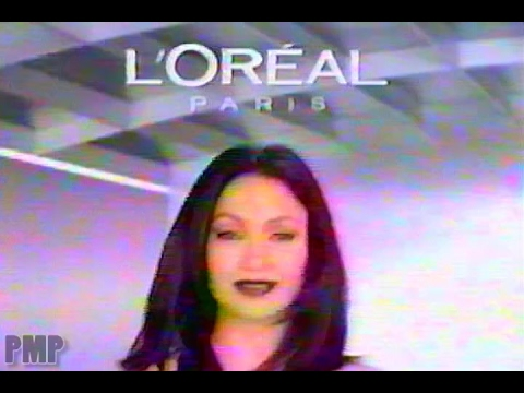 Loreal feria hair color feat jennifer lopez 1998 taiwanese loreal feria hair color feat jennifer lopez 1998 taiwanese ad altavistaventures Choice Image