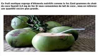 Comment perdre du ventre avec le noix de coco