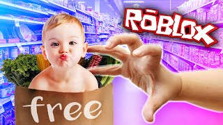 WHO WANTS A FREE BABY?! | Roblox #9