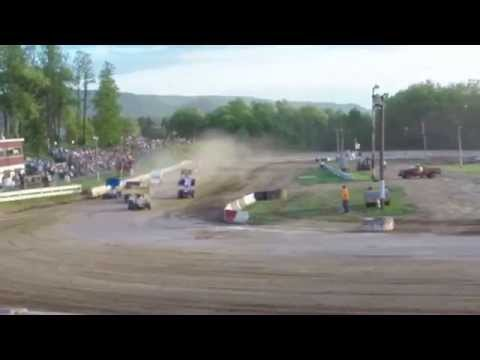 PASS 305 Sprints @ Clinton County - Heat 1
