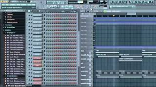 Fat Joe ft. Chris Brown - Another Round (FL STUDIO REMAKE)