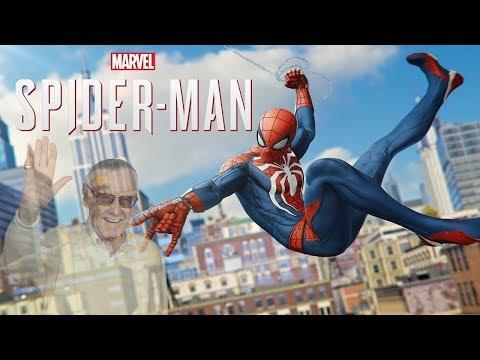 Spider-Man: PS4 #RIP Stan Lee #NowPlaying @LogitechG HipHopGamer DLC Missions