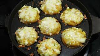 पुरे परिवार के लिए मजे का नाश्ता सूजी और बेसन से बनाऐं जिसे देखते ही तुरंत बनाना चाहेंगे Suji Besan