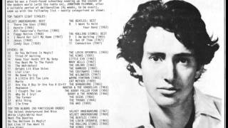 "Jonathan Richman - ""Living Room Demos"" aka ""Solo Acetate"" EARLY DEMOS (1973/1974)"