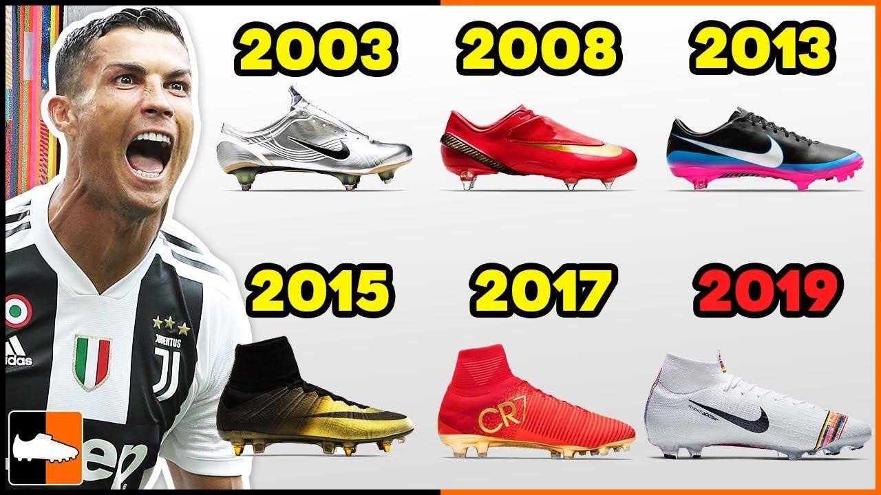 What Boots Does Cristiano Ronaldo Wear? CR7 + 2019 LVL UP ...