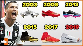 What Boots Does Cristiano Ronaldo Wear? CR7 + 2019 LVL UP