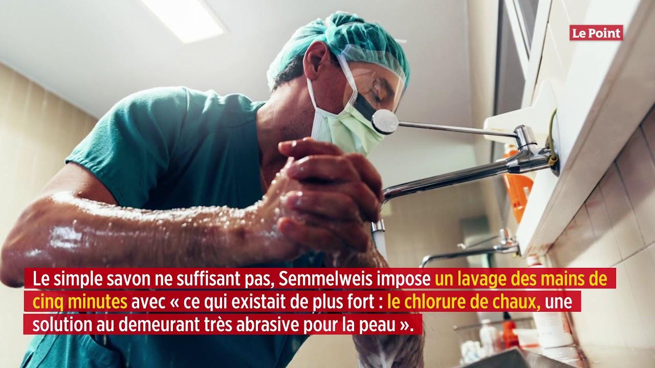 Coronavirus : Ignace Semmelweis, génie incompris du lavage des mains