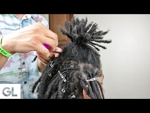 How To Twist Dreadlocks For Beginners