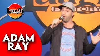 Adam Ray Male Compliments Laugh Factory Stand Up Comedy