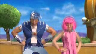 Lazy Town - One Night In Bangkok