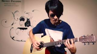 田馥甄 [小幸運] 我的少女時代主題曲 阿隆老師吉他演奏 (FingerStyle No.51)