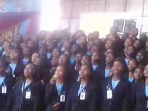 THAT WE MIGHT BE BLESSED BY THE LORDS CHOSEN YOUTH CHOIR