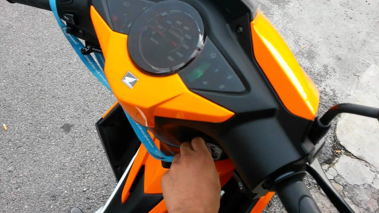 Honda Wave Dash Repsol YouTube