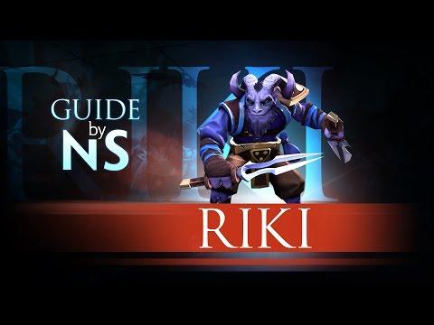 видео: Гайд на Рики / riki guide