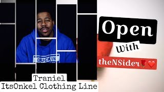 Open With theNSider Series🌹 | Loss of an Uncle Inspired Creation of Clothing Line | Episode 1