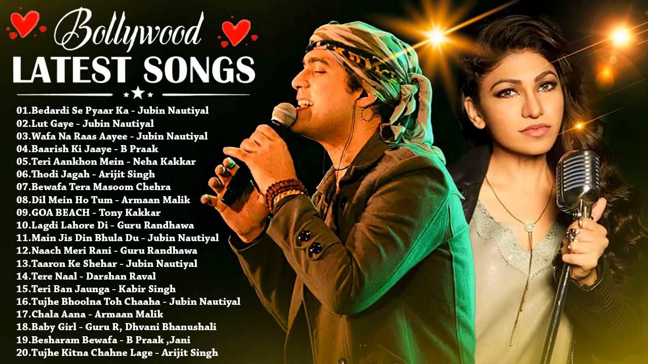 Bollywood New Songs 2021 💖 Jubin Nautyal, Arijit Singh, Atif Aslam,Neha Kakkar 💖Hindi Songs