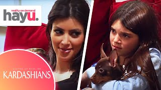 Kendall's Sisters Teach Her About Periods | Season 2 | Keeping Up With The Kardashians