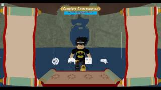 Lets play roblox part 1 life as a rker