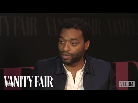 """Chiwetel Ejiofor on """"12 Years a Slave"""" - Extended Vanity Fair Interview at TIFF 2013"""