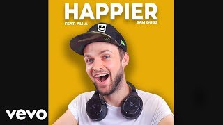 Ali-A Sings Happier