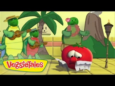 VeggieTales: Lance the Turtle - Silly Song