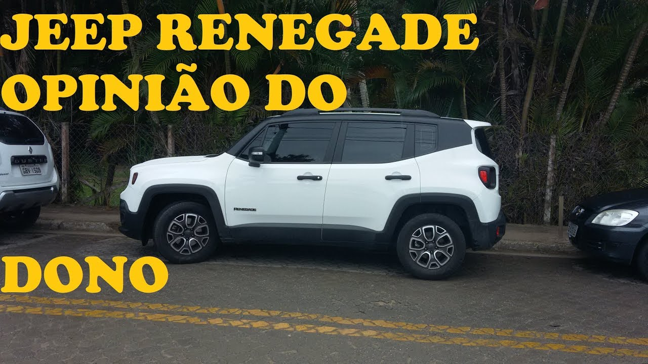 jeep renegade opiniÃo do dono - youtube