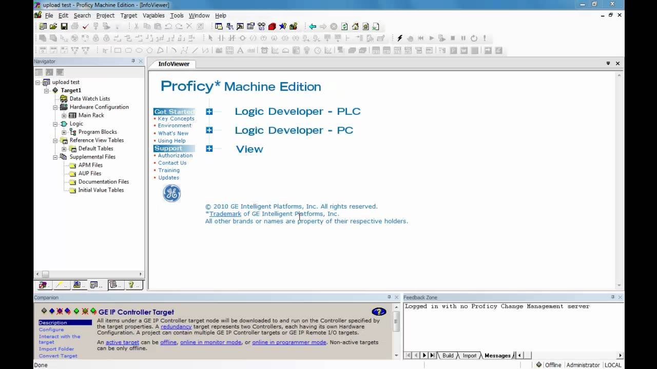 Ge software » free plc software.