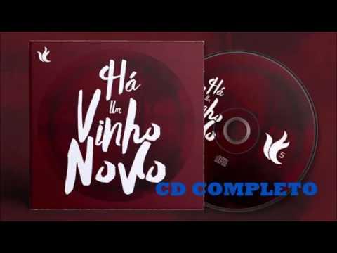 MINISTÉRIO ZOE HÁ UM VINHO NOVO CD COMPLETO