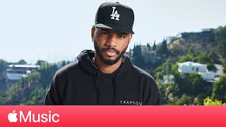 Bryson Tiller: 'Anniversary' Deluxe, Gaming and Creating a Pop Album | Apple Music