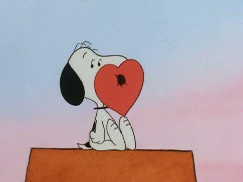 Be My Valentine, Charlie Brown - Used Valentine