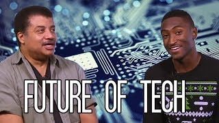 Neil deGrasse Tyson and MKBHD Talk About The Future of Technology