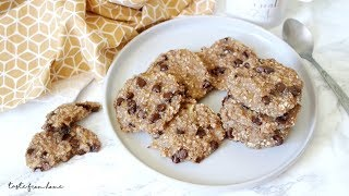 COOKIE YẾN MẠCH GIẢM CÂN CHỈ VỚI 3 NGUYÊN LIỆU - Oatmeal Cookies | Episode 163 | Taste From Home