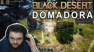 black desert sa gameplay domadora tamer server br de bdo