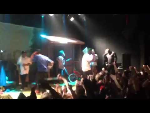 Tyler The Creator Earl Sweatshirt Orange Juice Music Hall of Williamsburg 03/23/13