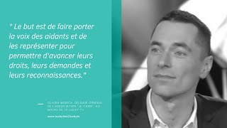 """Interview : Olivier Morice, Délégué Général """"Collectif Je T'aide"""""""