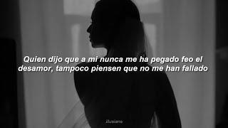 Ángela Aguilar - Ahí Donde Me Ven (Letra)