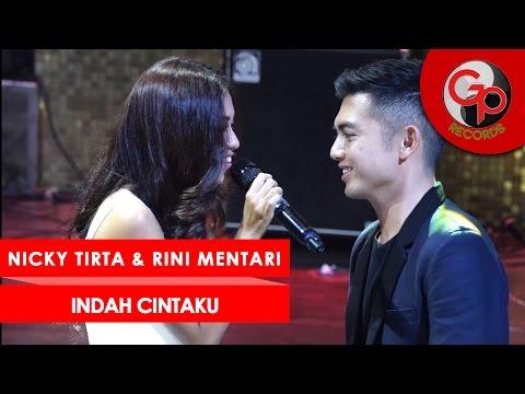 NICKY TIRTA & RINI MENTARI - Perform Media Gathering GP Records -  INDAH CINTAKU