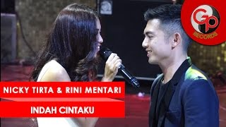 NICKY TIRTA & RINI MENTARI - Perform Media Gathering GP Records -  INDAH CINTAKU