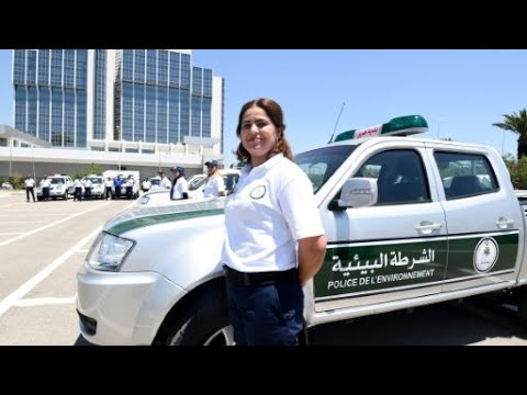 Video: Tunisia's 'green police' champion cleaner cities