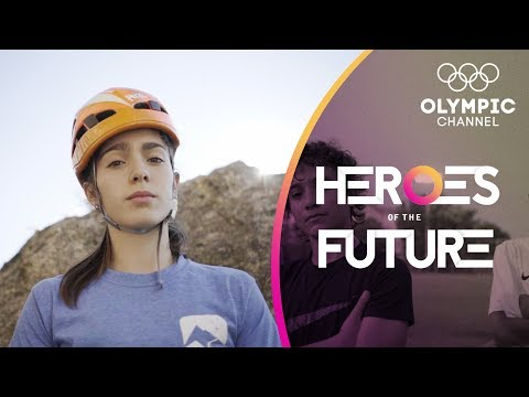 This Argentinian climber is seeking the first Olympic medal in her sport | Heroes of the Future
