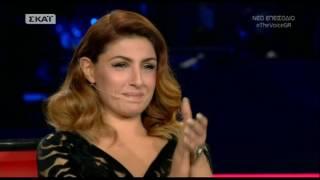 "Peoplegreece.com: Η Δέσποινα Τάτα και o πιο επικό ""κλέψιμο"" στα Battles του Voice"
