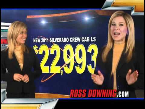 H And H Chevrolet >> Ross Downing Chevrolet - May TV Ad 2011 - YouTube