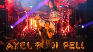 Axel Rudi Pell - Game of Sins @ Masters of Rock Cafe, Zlin 10.09.2016