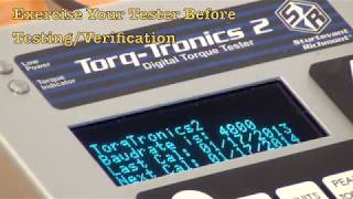 The Most Common Torque Wrench Verification/Testing Mistake