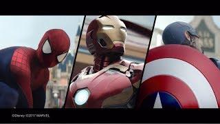 Marvel夏日超級英雄: 加入超級英雄行列