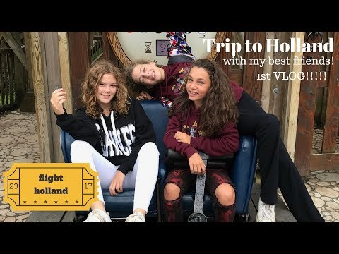 Trip to Holland with my best friends! | My 1st vlog!!!