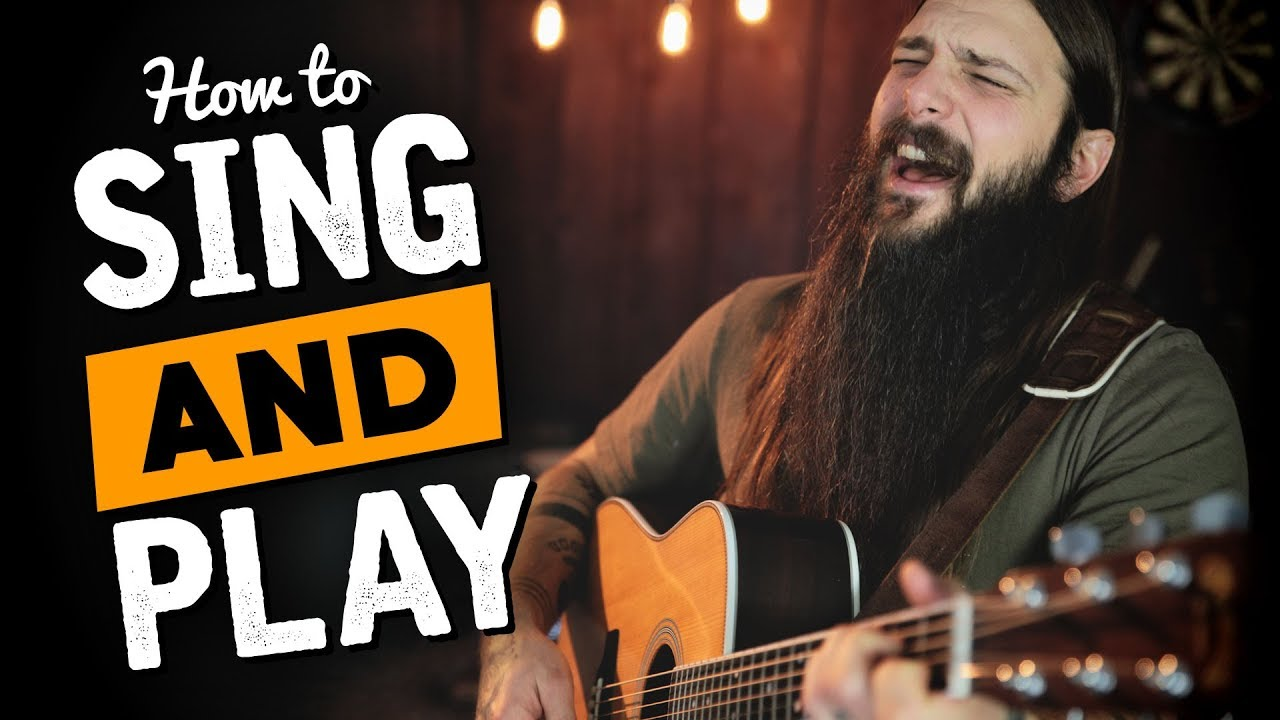 play guitar sing at the same time in 3 easy steps youtube. Black Bedroom Furniture Sets. Home Design Ideas