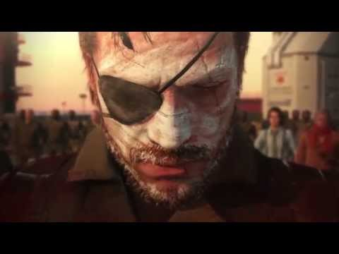 MGSV: Shining Lights, Even In Death...We Are Diamond Dogs