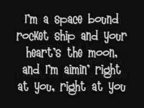 Space Bound - Eminem Lyrics